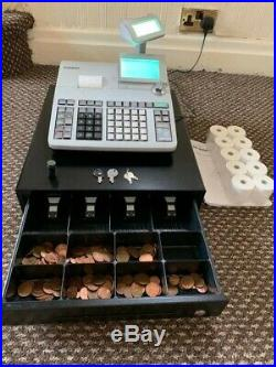 Casio SE-S400 SES400 Cash Register EPOS + Free Till Rolls + Free Ink Replacement