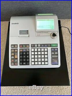 Casio SE-S400 SES400 Cash Register till and Key FREE POST