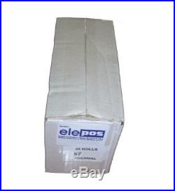 Casio SE-S400 Thermal Cash Register Till Receipt Rolls, Casio SES400 SE5400