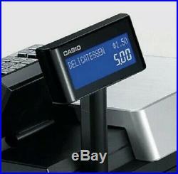 Casio SE-S500 MD / SRS500 MD Cash Register Till Shop Checkout LCD Bluetooth FAST