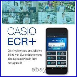 Casio SRC4500 Cash Register Hospitality Till Pub / Cafe Bluetooth