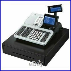 Casio SRS500 Cash Register Till Retail / Shop Bluetooth Programming & Reports