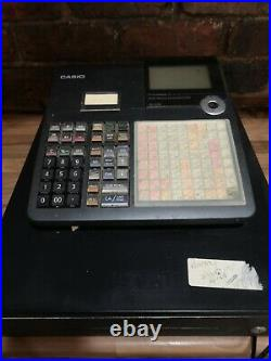 Casio Se-c450 Cash Register pub till USED collection only