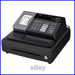 Casio Se-s10 Electronic Cash Register Retail Shop Till