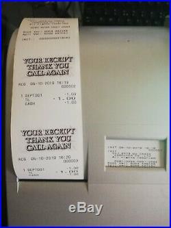 Casio Se-s3000 Cash Register Casio Ses3000 Till Casio Se-s3000 Cash Register