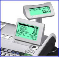 Casio Se-s3000 Cash Register Till Brand New In Box Fast And Free Uk Delivery