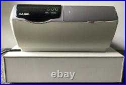 Casio TE-2400-1 Electronic Cash Register Complete With Till Rolls And Free P&P