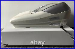 Casio TE-2400 Electronic Cash Register Complete With Till Rolls And Free P&P