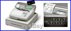 Casio TE2400 Cash Register New and Boxed Restaurant Fast Food Till EPOS