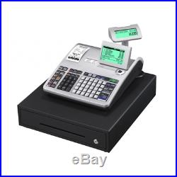 Casio till SE-S3000, elctronic cash register, cashier till and user manual