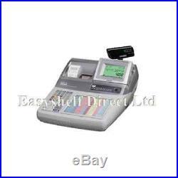 Casio till TE-4000, elctronic cash register, cashier till and user manual