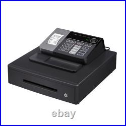 Casio till se-s10, elctronic cash register, cashier till and user manual