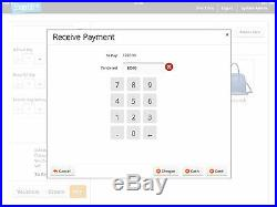 Combined ePOS / Till / Cash Register & Web Shop System Sell IN-STORE & ONLINE