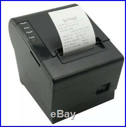 Complete 14.1 Touch Screen POS EPOS Cash Register Till System NO MONTHLY FEES