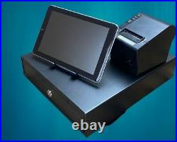 Complete Touch Screen POS EPOS cash till register system NO MONTHLY FEES