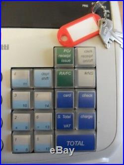 Easy To Use Olivetti Cash Register Shop Till Great Condition & Free Till Rolls