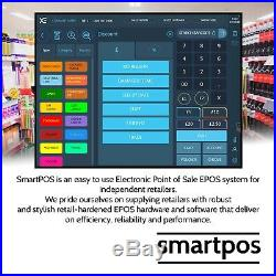 Easy to Use Touch Screen EPOS System for All Business Needs Cash Register Till