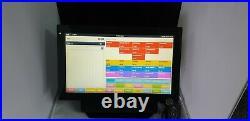 Epos Casio V-R7000-BD Till Fast Food Restaurant Pub 15 Touch Screen Hospitality