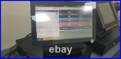 Epos Casio V-R7000-BD Till Restaurant / Pub 15.5 Wide Touch Screen Hospitality