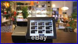 Epos Casio VX-100 Till Fast Food Pub Hospitality Coffee Chip Shop Cash Register