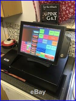 Epos J2 630 Pos Till Cash Register