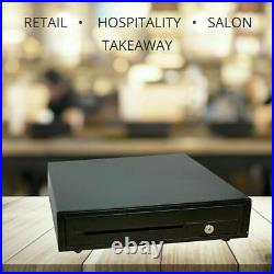 FirstPOS 12in Touch Screen EPOS POS Cash Register Till System Book Shop