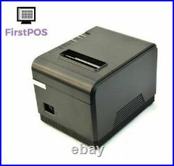 FirstPOS 12in Touch Screen EPOS POS Cash Register Till System Charity Shop