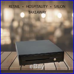 FirstPOS 17in Touch Screen EPOS POS Cash Register Till System PC Repair Shop