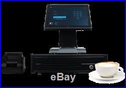 Full Touchscreen EPOS Cash Register Till System for Nightclub Bar Pub Cafe