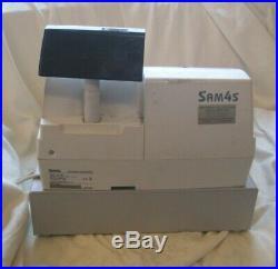 Fully Working Shop Till Cash Register Pop Up By Sam4s Model Ser-7000 Ser7000