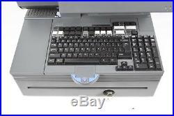 IBM 4852-566 Cash Register, Receipt Printer, Cash Till Touchscreen POS System