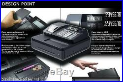 Kids Child WHITE Casio SE-G1 Shop Till & 20 FREE ROLLS Brand New Cash register