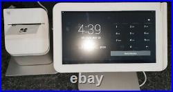 Large Clover Station C101 Epos System & Receipt Printer Till Cash Register Pos