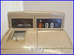 Lovely MID Century Vintage National Cash Register Shop Till Prop Display Item