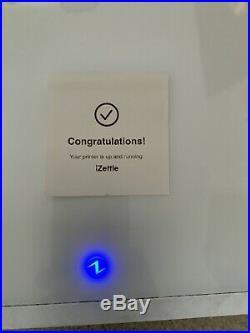 MPOP EPOS Bluetooth Cash Register Till + iZettle Contactless Card machine