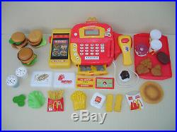 McDonalds Electronic Play Till Cash Register with Sounds