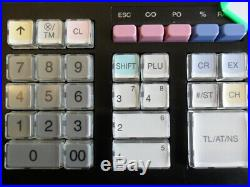 Modern Easy To Use Sharp Cash Register Shop Till & Free Spares Fast Delivery
