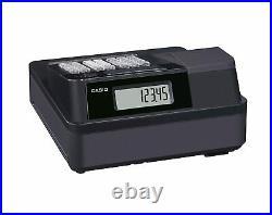 NEW CASIO ELECTRONIC SE-G1 CASH REGISTER SHOP TILL THERMAL PRINTER Display Black