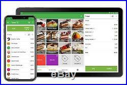 NEW Touch screen ePOS cash register till tablet with preloaded POS software