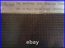 National Cash Register Antique/vintage till