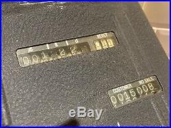 National Cash Register Company Vintage Till 4153 1938 Prop Shop Display Black