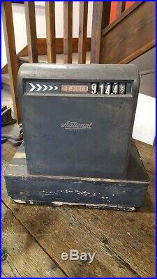 National Cash Register Till / Antique / Vintage