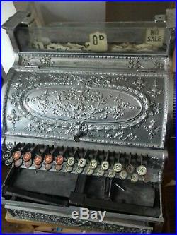National Cash Register antique shop till vintage cash register spares repairs