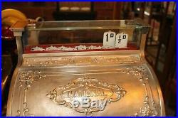 National Cash Register /vintage brass till/Sweet shop/Tattoo parlor/Steam Punk