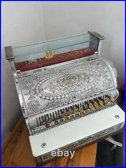National cash register till