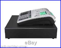 New Casio Cash Register Till For Newsagent Clothing Shop Retail 2 Printers
