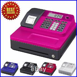 New Casio Electronic Se-g1 Cash Register Shop Till Thermal Printer