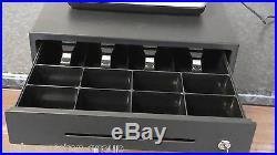 New Casio SE-S400 SES400 SE S400 Cash Register Shop Till & 10 Free Rolls