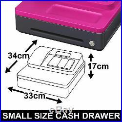 New PINK Cash Register Casio SE-G1 Electronic Cash Register Shop Till SE-G1 (R4)