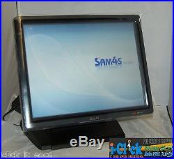 New Sam4s SPS-2200 15' Touchscreen Till 4 Restaurant Cafe Pub ROM Cash Register